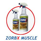 ZORBX Muscle All Purpose Cleaner  #1150xm